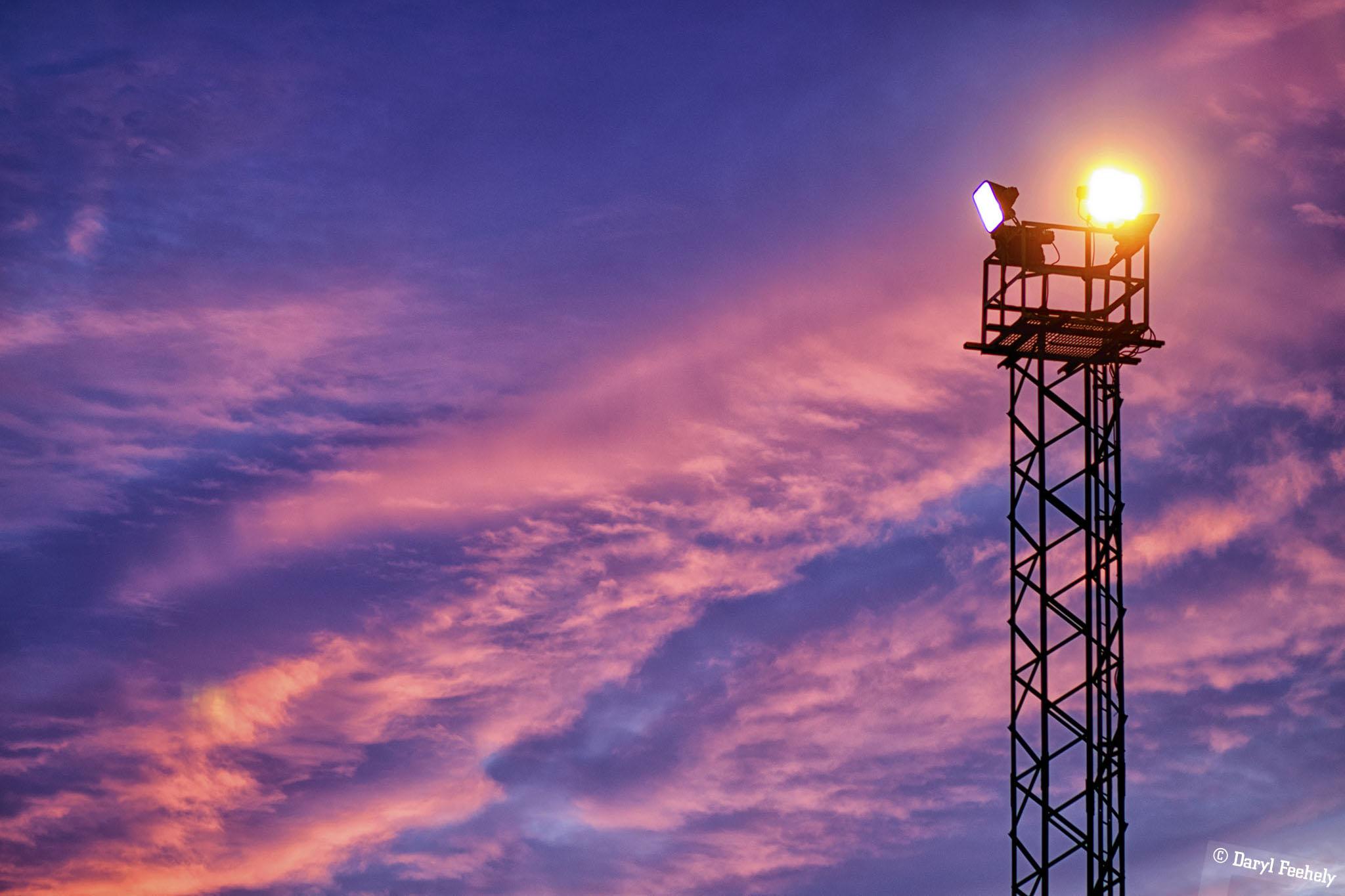 Watchful Sunset