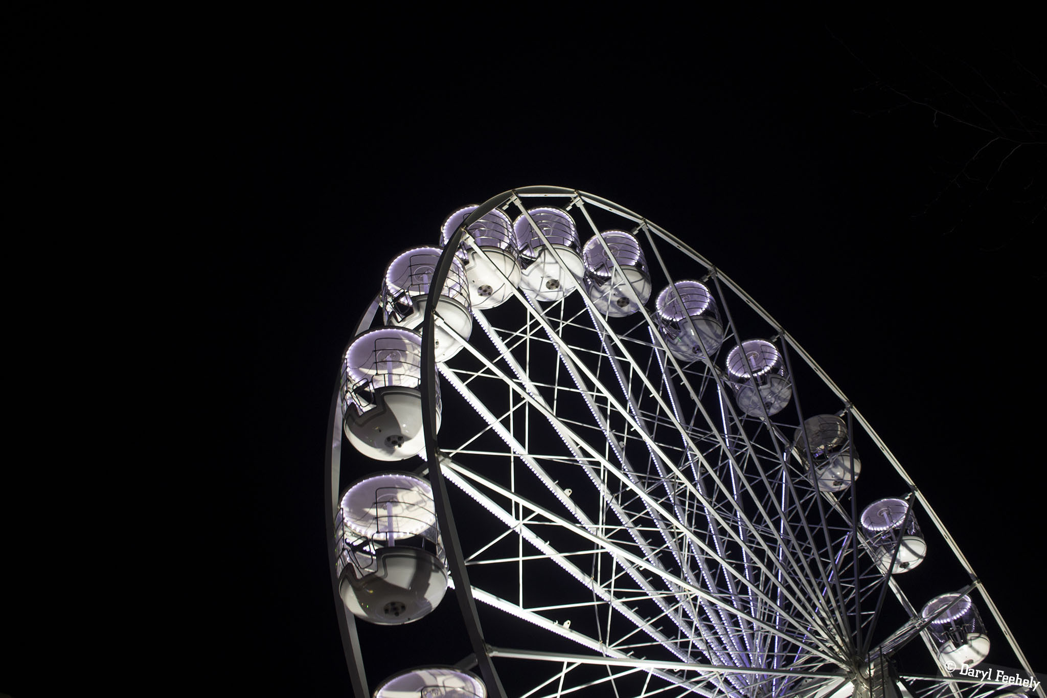 Winter Wonderland Big Wheel