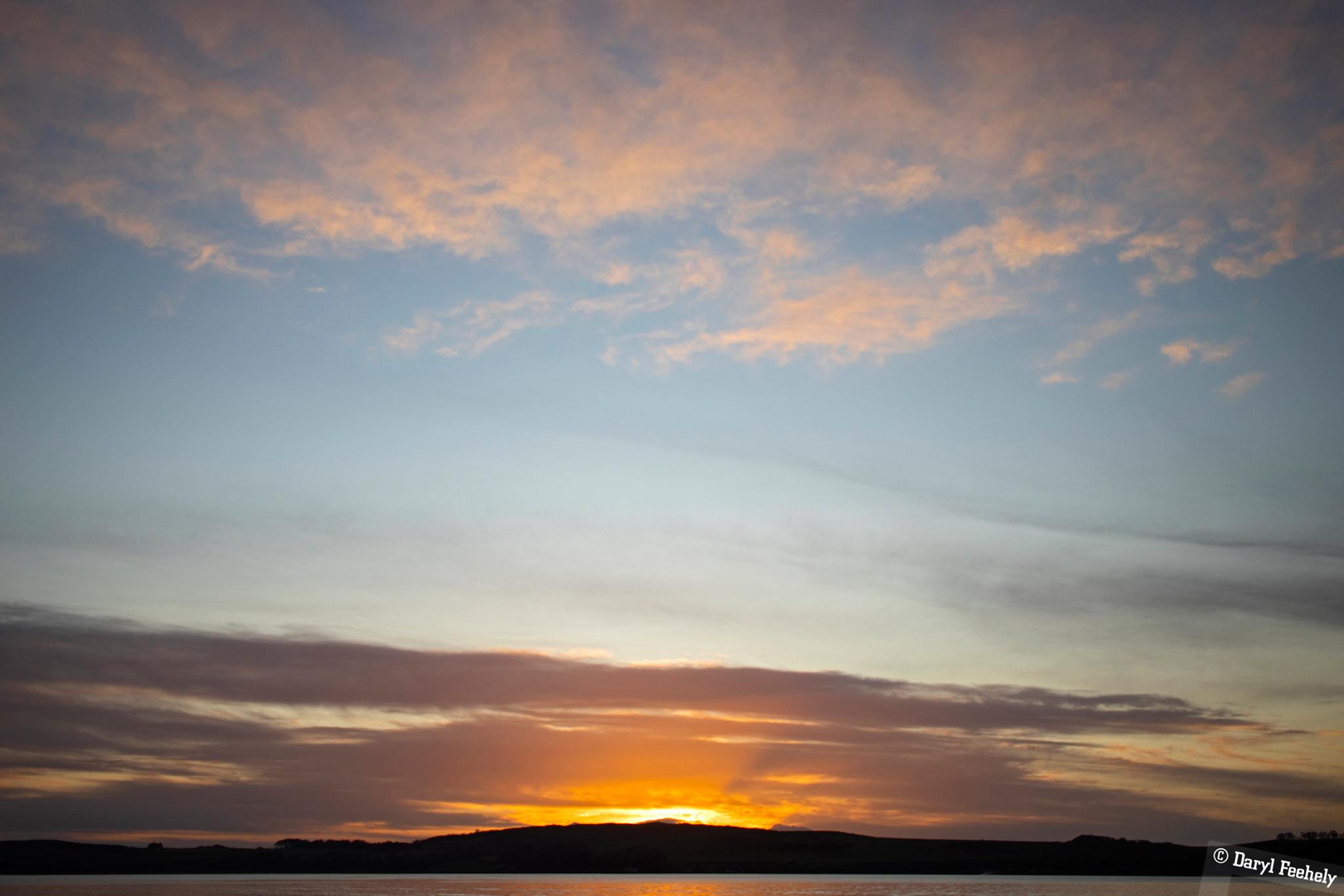 Great Cumbrae Sunset
