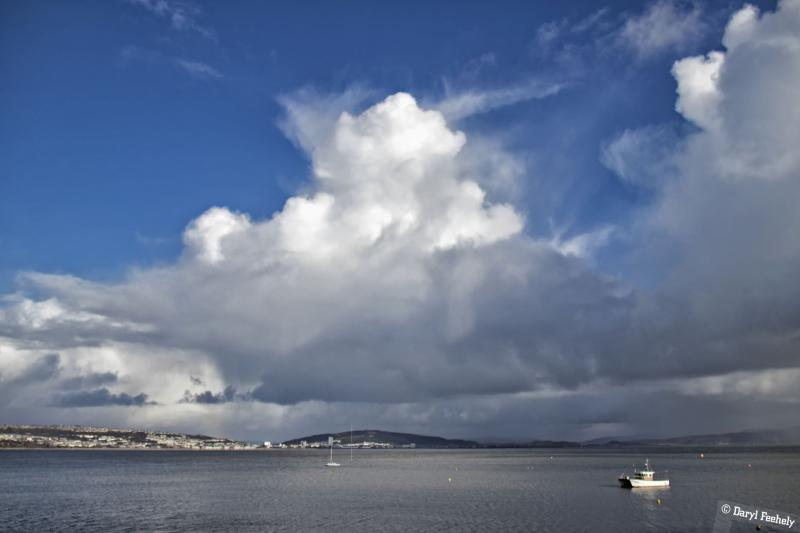 Swansea Bay Clouds