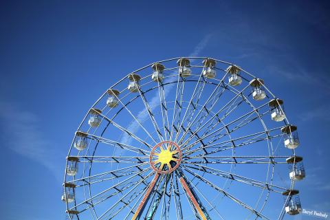 Panoramic Wheel, Limerick