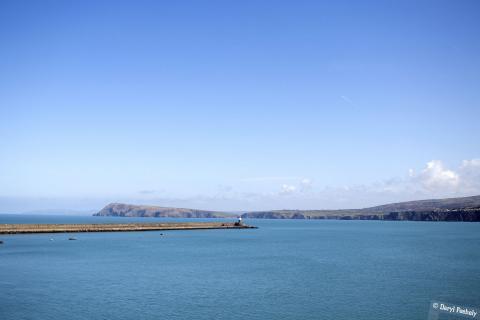 Fishguard Lighthouse