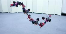 Flying Transformer Drone